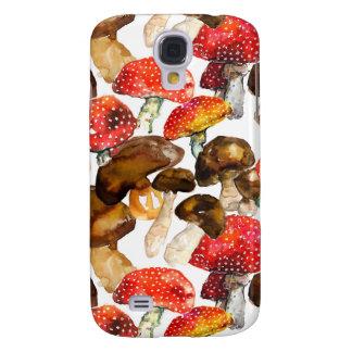 Capas Personalizadas Samsung Galaxy S4 A aguarela cresce rapidamente teste padrão bonito
