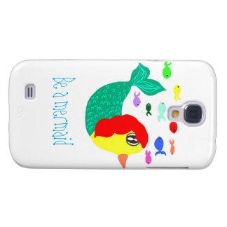 Capas Personalizadas Samsung Galaxy S4 A mermaid