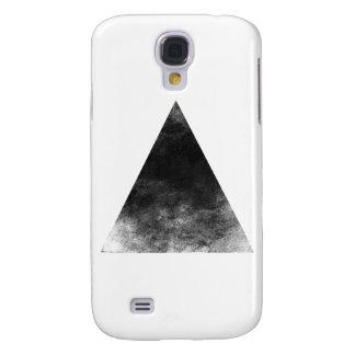 Capas Personalizadas Samsung Galaxy S4 Black Triangle