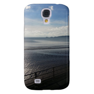 Capas Personalizadas Samsung Galaxy S4 Caixa Sunpyx da galáxia S4 do verão de YinYang mal