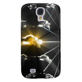 Capas Personalizadas Samsung Galaxy S4 Ciência do desenvolvimento e serviço pessoais do