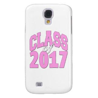 Capas Personalizadas Samsung Galaxy S4 Classe do rosa 2017