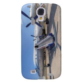Capas Personalizadas Samsung Galaxy S4 Linhas aéreas Ilyushin IL-18 de Malev