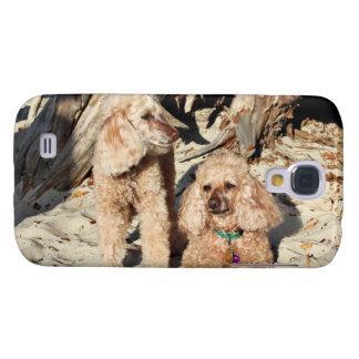 Capas Personalizadas Samsung Galaxy S4 Lixívia - caniches - Romeo Remy