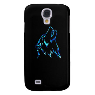Capas Personalizadas Samsung Galaxy S4 lobo da água