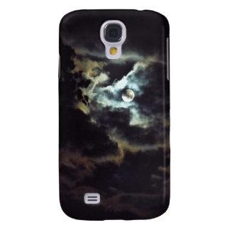 Capas Personalizadas Samsung Galaxy S4 lua super do céu nocturno