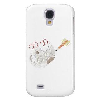Capas Personalizadas Samsung Galaxy S4 Moonpad e caixa da galáxia S4 de Samsung da caneta