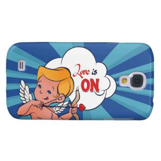 Capas Personalizadas Samsung Galaxy S4 O amor da volta do arqueiro do Cupido está no pop