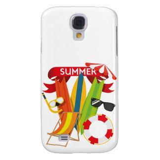 Capas Personalizadas Samsung Galaxy S4 Praia Watersports do verão