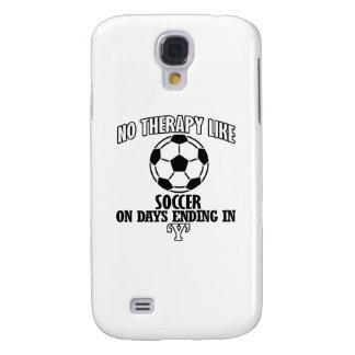 Capas Personalizadas Samsung Galaxy S4 Tensão e design impressionante do futebol