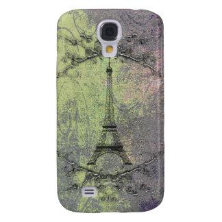 Capas Personalizadas Samsung Galaxy S4 Torre Eiffel do vintage