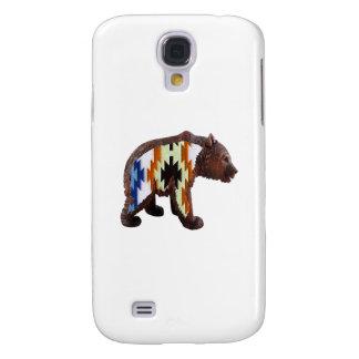 Capas Personalizadas Samsung Galaxy S4 Urso nativo