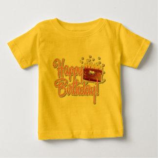 Capas redondas 100%Cotton do Short do pescoço do T-shirts