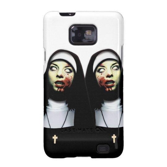 Capas Samsung Galaxy S2 Freiras do horror