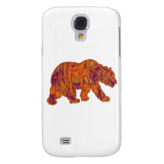 Capas Samsung Galaxy S4 As necessidades simples do urso