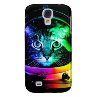 Capas Samsung Galaxy S4 Astronauta do gato - gato do espaço - gatos