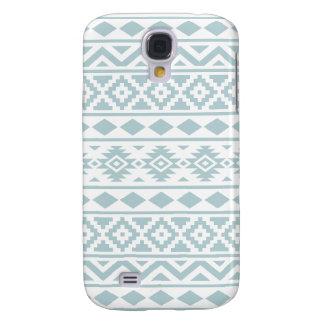 Capas Samsung Galaxy S4 Azul asteca do ovo do pato de Ptn III da essência