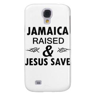 Capas Samsung Galaxy S4 Design de Jamaica
