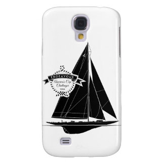 Capas Samsung Galaxy S4 Endeavour Black