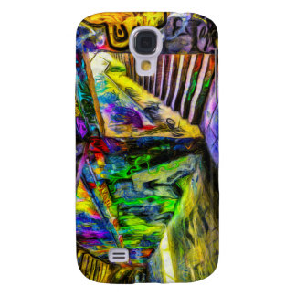 Capas Samsung Galaxy S4 Grafites Van Gogh de Londres