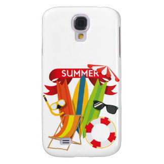 Capas Samsung Galaxy S4 Praia Watersports do verão