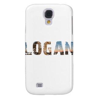 Capas Samsung Galaxy S4 TENDENDO e refrigere o design conhecido de Logan