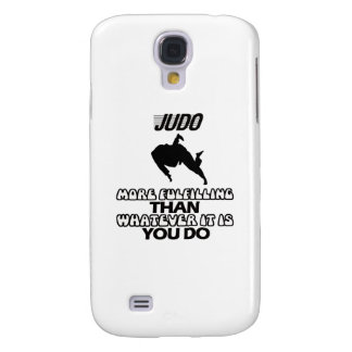 Capas Samsung Galaxy S4 Tendendo o DESIGN do judo