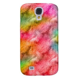 Capas Samsung Galaxy S4 Teste padrão colorido do cristal