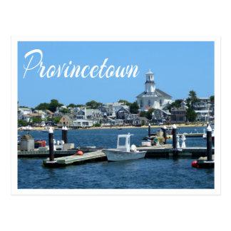 Cape Cod, cartão das MÃES de Provincetown