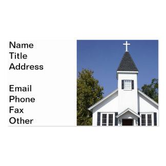 Capela de St Mary Modelos Cartão De Visita