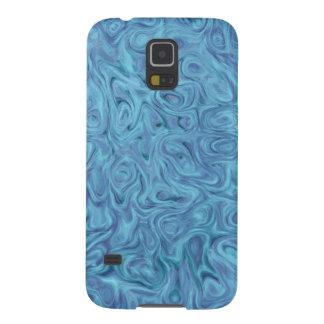 Capinha Galaxy S5 A caixa da galáxia S5 de Samsung - luz - líquido