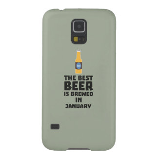 Capinha Galaxy S5 A melhor cerveja é em maio Z96o7 fabricado cerveja