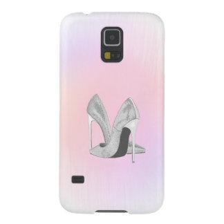 Capinha Galaxy S5 A prata coloca saltos Pastels