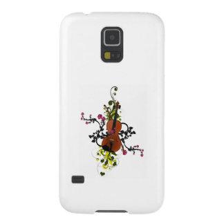 Capinha Galaxy S5 Amor do violino