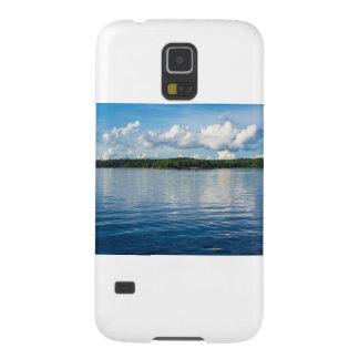 Capinha Galaxy S5 Arquipélago na costa de mar Báltico na suecia