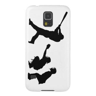 Capinha Galaxy S5 Basebol