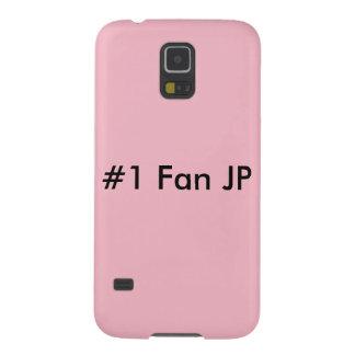 Capinha Galaxy S5 Caixa da galáxia S5 do JP Samsung do fã #1