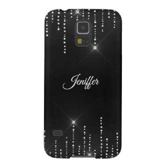 Capinha Galaxy S5 Caixa dos confetes da faísca