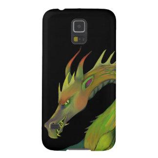 Capinha Galaxy S5 Dragão