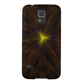 Capinha Galaxy S5 fractal abstrato