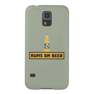Capinha Galaxy S5 Funcionamentos na cerveja Zmk10