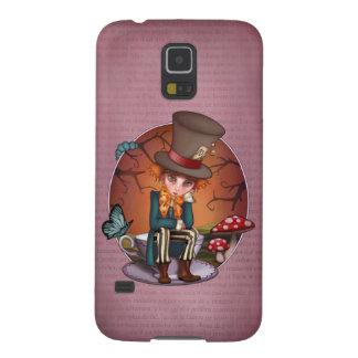 Capinha Galaxy S5 Hatter louco