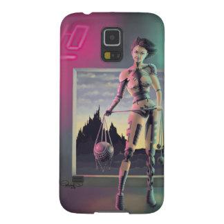 Capinha Galaxy S5 INNANA (caixa da galáxia S5 de Samsung)