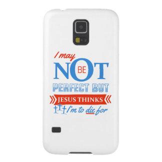 Capinha Galaxy S5 Jesus pensa que eu devo morrer para