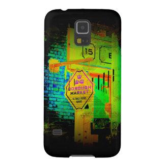 Capinha Galaxy S5 Mercado da cidade - Londres, Inglaterra