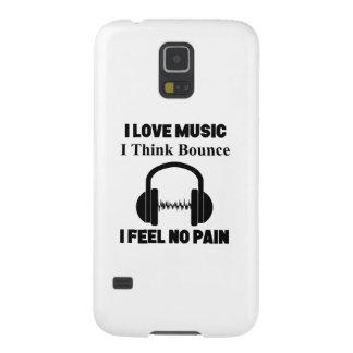 Capinha Galaxy S5 Música do salto