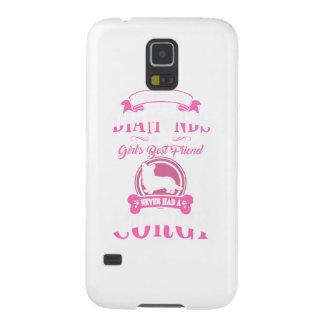 Capinha Galaxy S5 Nunca teve uma camiseta de cão das mamães do Corgi