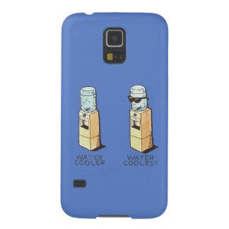 Capinha Galaxy S5 O refrigerador de água, molha mais fresco