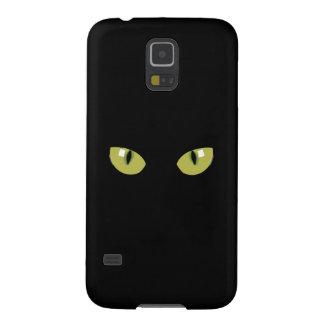 Capinha Galaxy S5 Olhos de gato