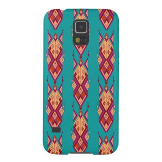 Capinha Galaxy S5 Ornamento asteca tribal étnico do vintage